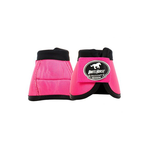Cloche Boots Horse Pink 3716