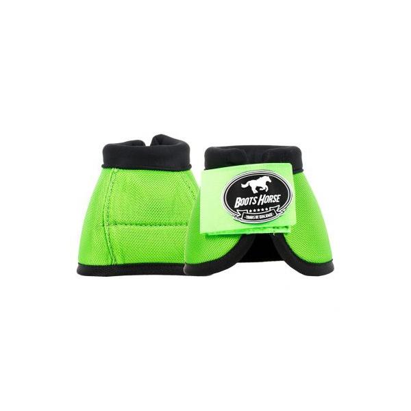 Cloche Boots Horse Verde Limão 3717