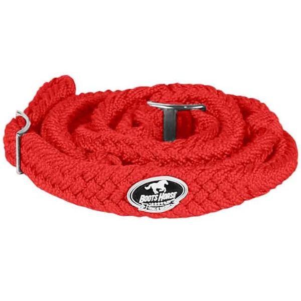 Rédea Boots Horse Nylon Vermelha 3733