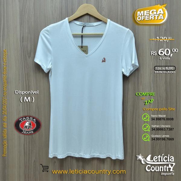 T Shirt Tassa Feminina