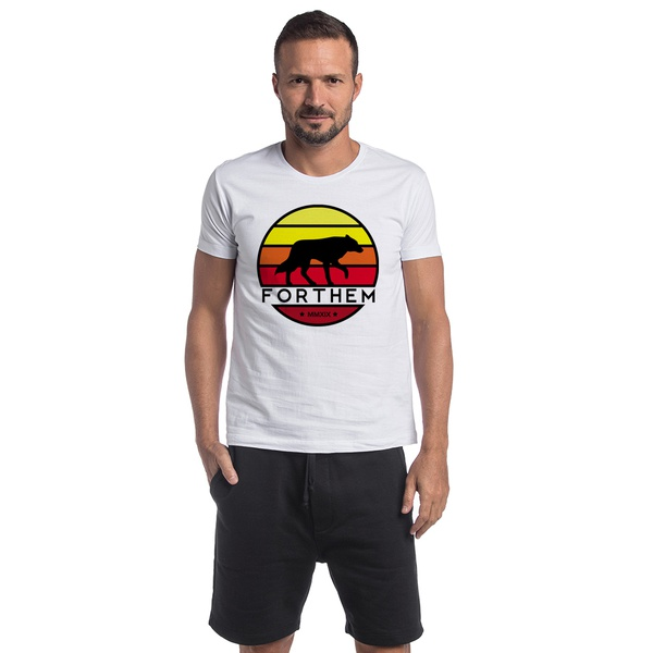T-shirt Camiseta Forthem