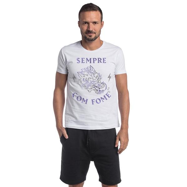 T-shirt Camiseta SEMPRE COM FOME