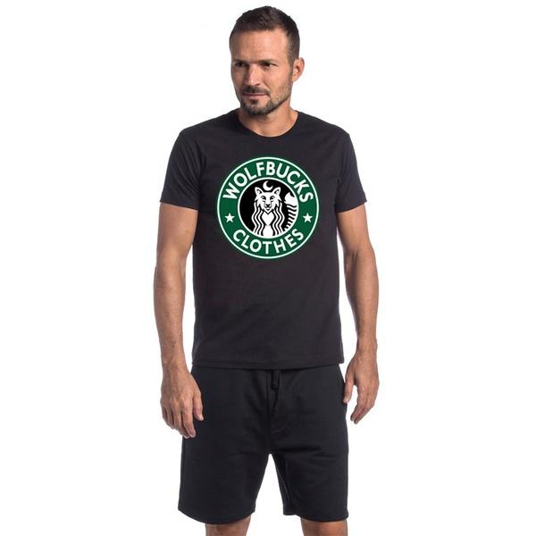 T-shirt Camiseta WOLFBUCKS CLOTHES