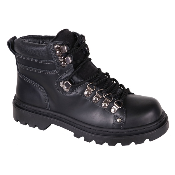 Bota Adventure Denton Preta - Outlet