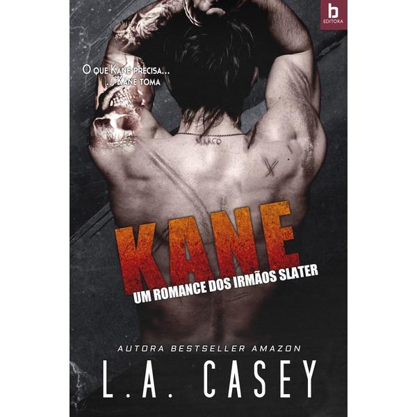 Kane - Série Irmãos Slater - Vol. 3