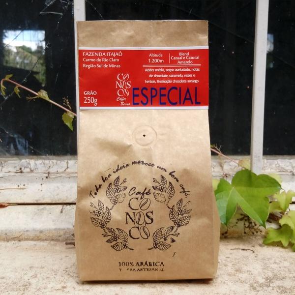 Café Conosco - Torrado em Grãos - 250g