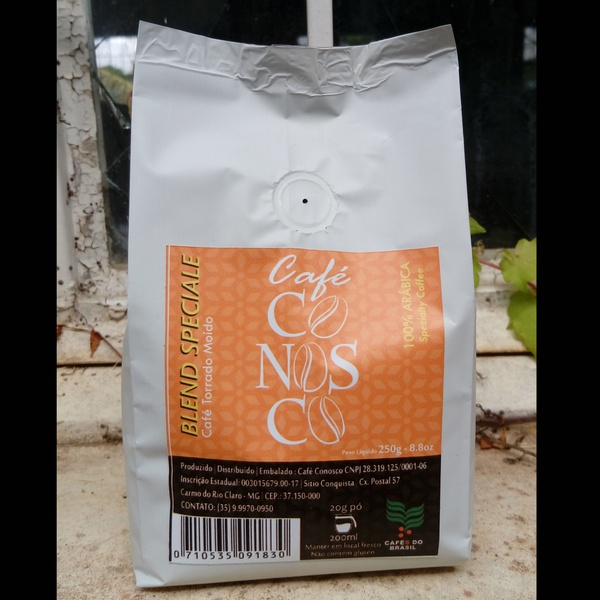 Café Conosco - Torrado e Moído - 250g