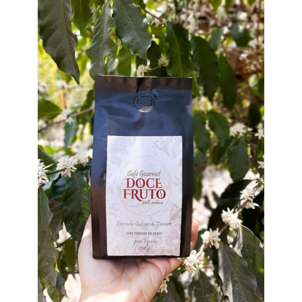 Café Gourmet Doce Fruto - Torrado e Moído - 500g