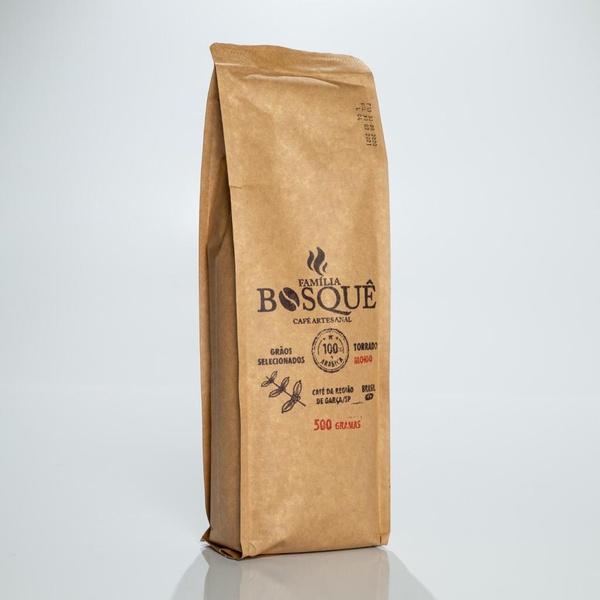 Café Família Bosquê - moído - 500g