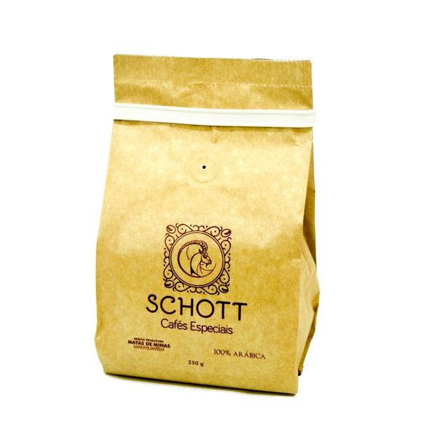 Schott Cafés Especiais - Torrado e Moído - 250g