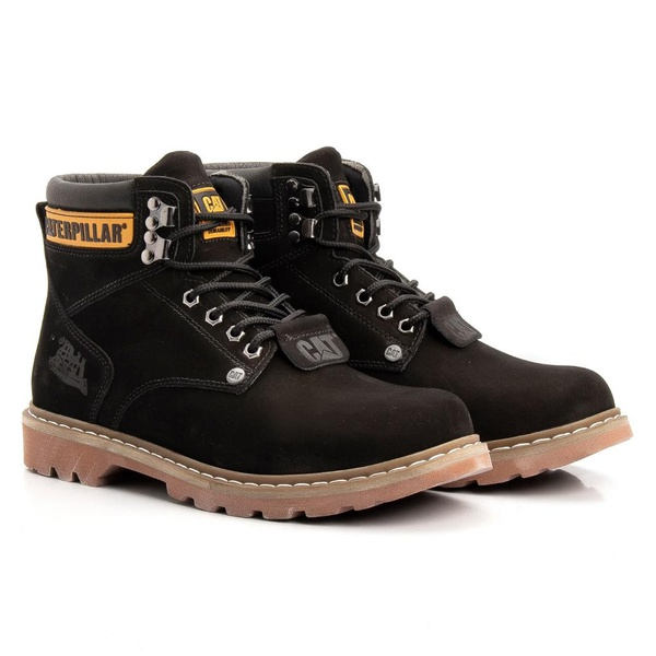 Bota Second Shift Preto + Meia Brinde