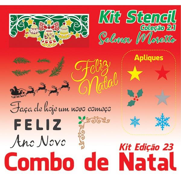 Combo Exclusivo de Natal Selma Moretto | - Edição 23