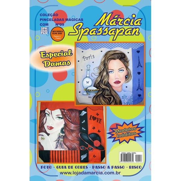 DVD DUPLO Coleção Pinceladas Mágicas Edição 9 Damas