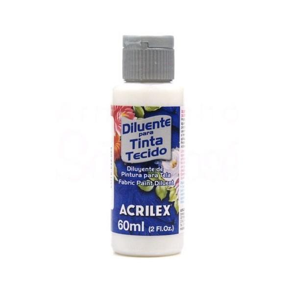 Diluente para Tecido Acrilex 60 Ml
