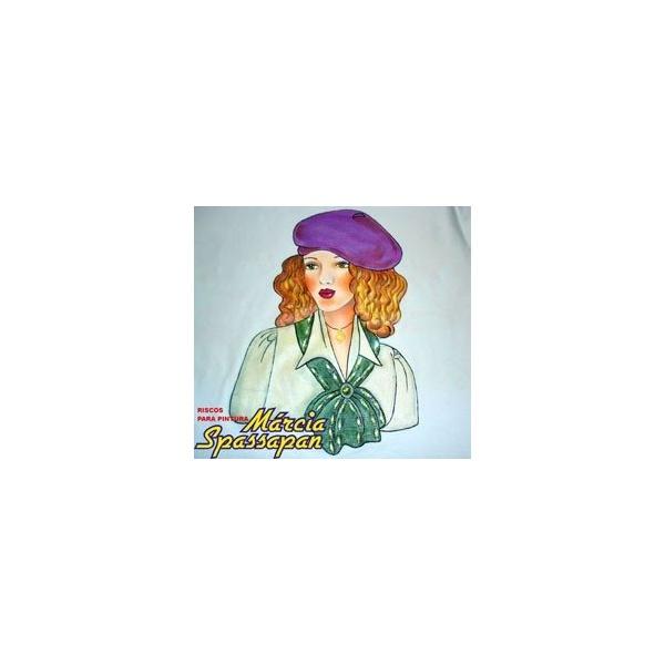 Foto e Risco Rostos Personalizados 0266