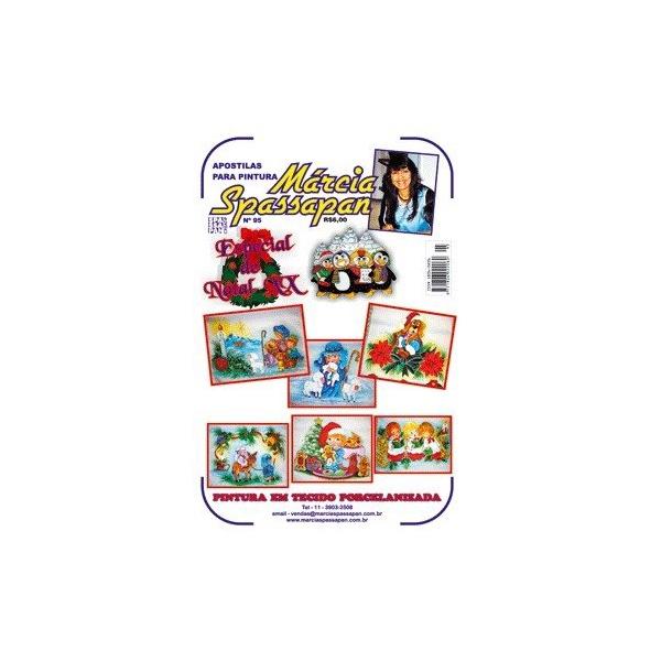 Apostila Para Pintura Natal Edição 95