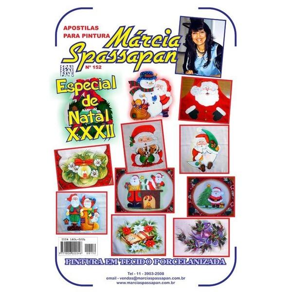 Apostila Para Pintura Natal Edição 152