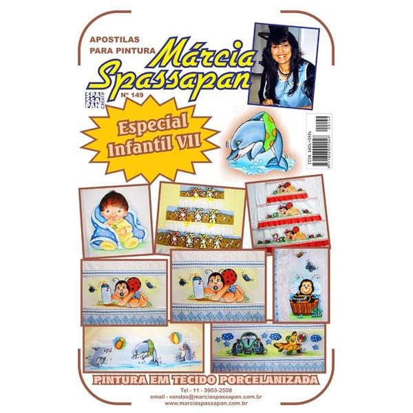 Apostila Para Pintura Infantil Edição 149