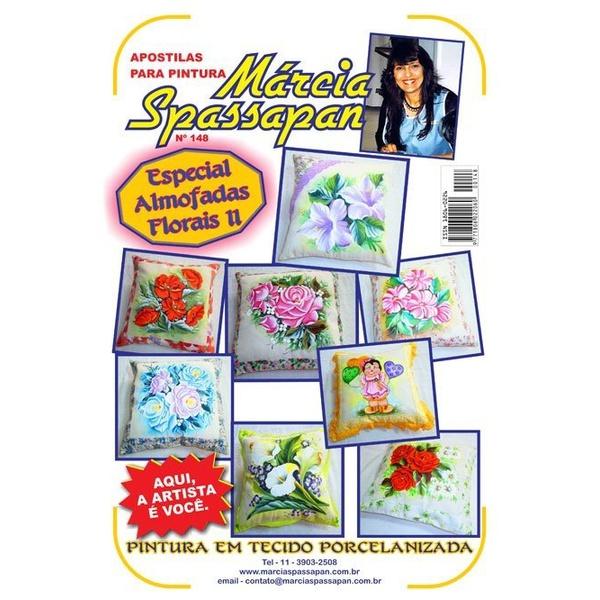 Apostila Para Pintura Flores Edição 148