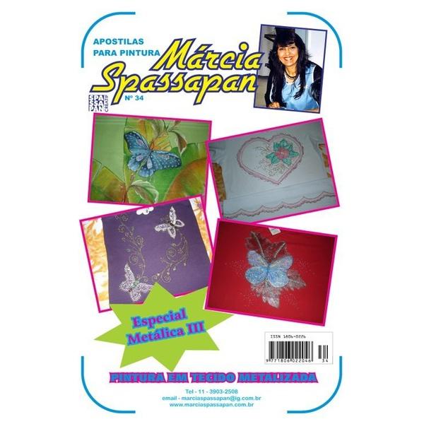 Apostila Para Pintura Camisetas Edição 34