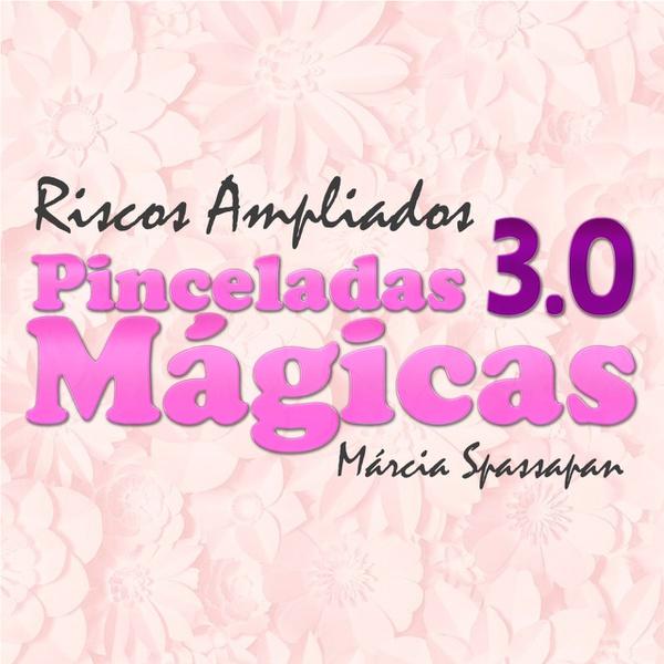 Riscos Ampliados Pinceladas Mágicas 3.0