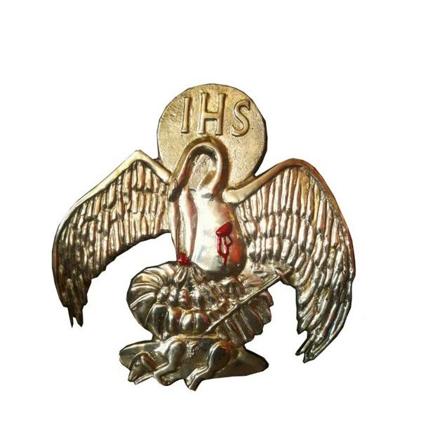 Aplique Pelicano modelo 2