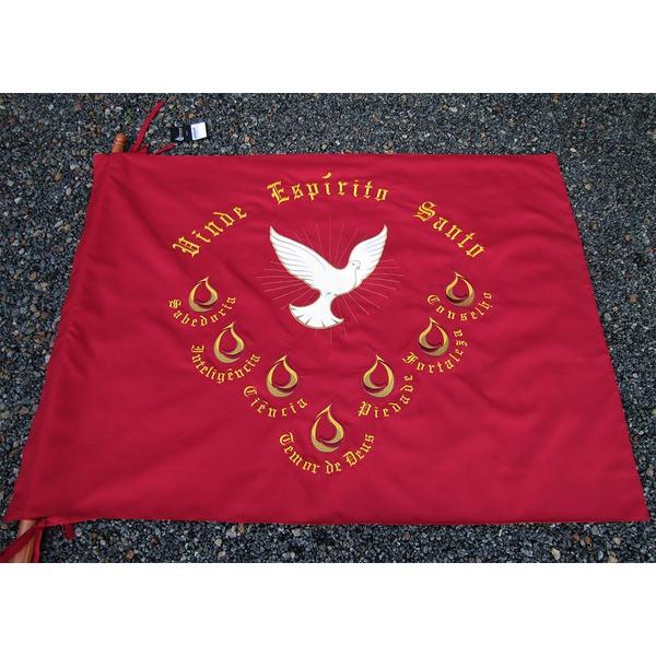 Bandeira do Divino Espirito Santo