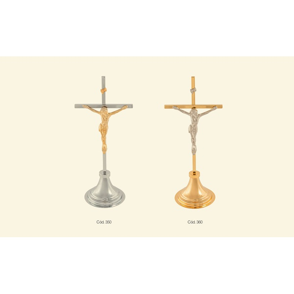 Crucifixo de mesa