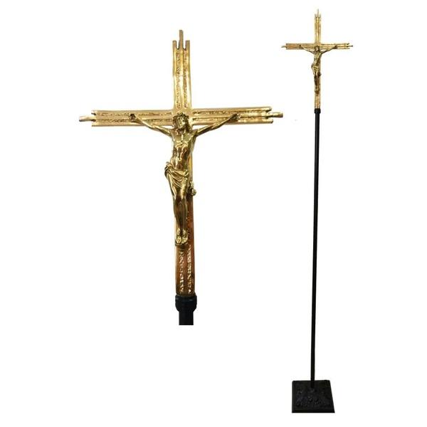 Cruz Processional Cristo Modelo 2