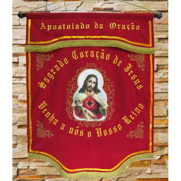 Estandarte do Apostolado da Oração