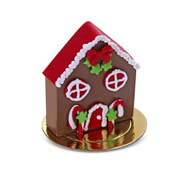 Pão de mel Casinha Natal