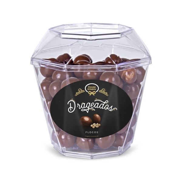 Drageados Flocos - 85g