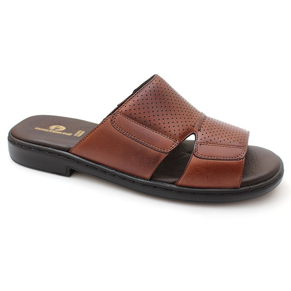 Chinelo Masculino - Marrom - 537-MR