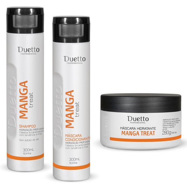 Kit Home Care Manga Treat Duetto