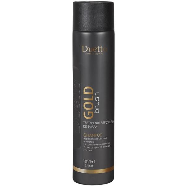 Shampoo Gold Brush Duetto 300 ml