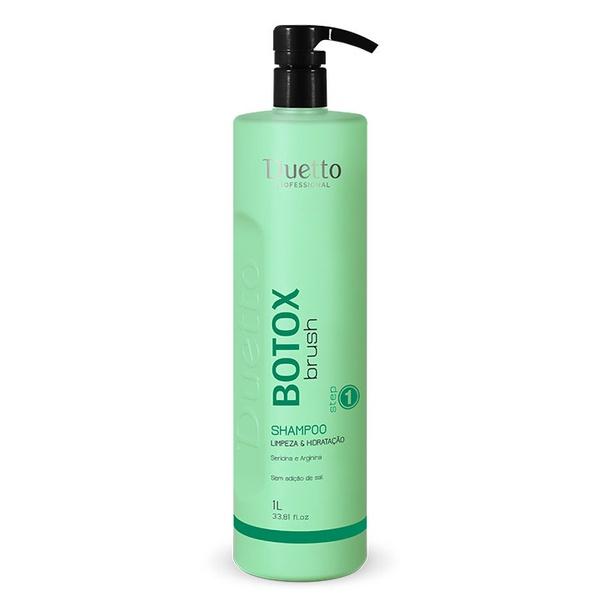 Shampoo Botox Brush Duetto 1L