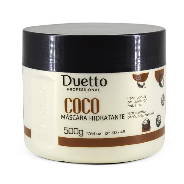 Mascara Coco Duetto Professional 500g