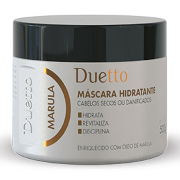 Máscara Hidratante Marula Duetto 500g