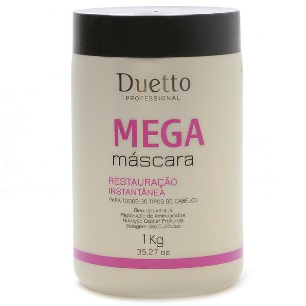 Mega Máscara Duetto 1kg