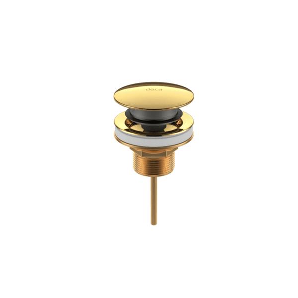 Valvula de Escoamento Click Deca Gold 1601.GL.CLI