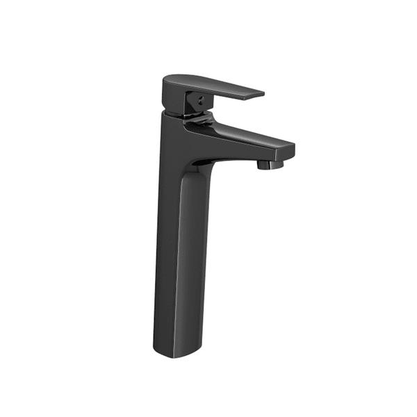 Monocomando de mesa bica alta para lavatório Deca Black Noir 2885.BL26.NO