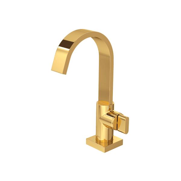 Torneira Gold Deca Lavatorio Mesa Polo 1198.GL33