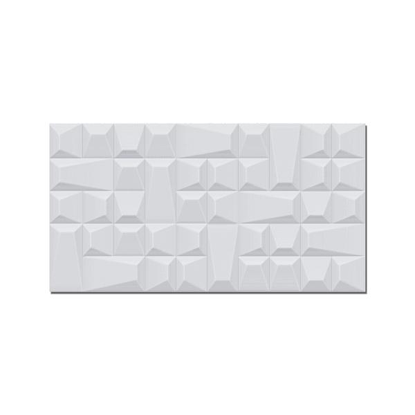 Azulejo Biancogres 32X60 Geometric Bianco A M²