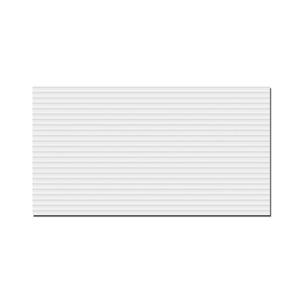 Azulejo Biancogres 32X60 Rig Bianco A M²