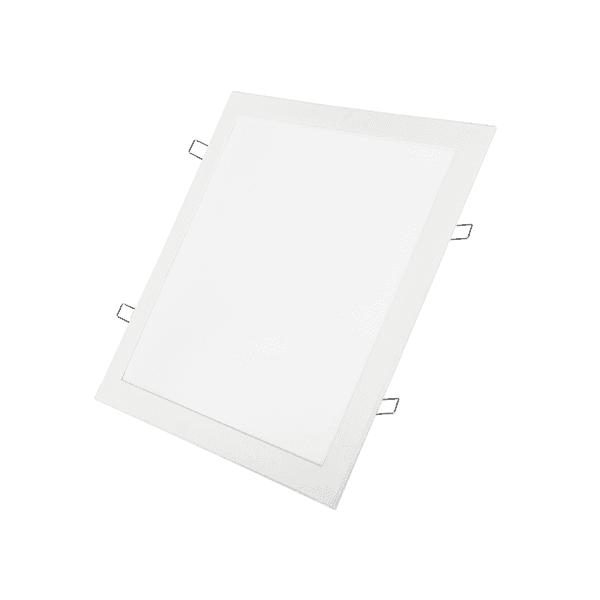 Painel Led Avant de Embutir Quadrado 40CM 30W 6500K Bivolt Luz Branca