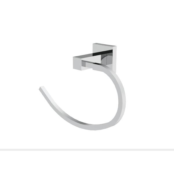 Porta Toalha de Rosto p/Banheiro Exacto Metalplas