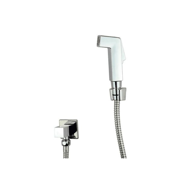 Ducha Higiênica Metalplas Cromado C81 1/4 Volta