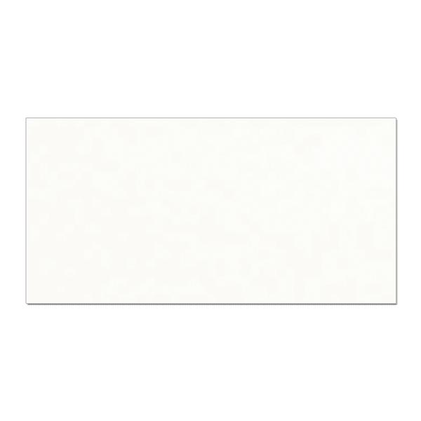 Azulejo Portinari 29,1X58,4 White Plain Lux A M²