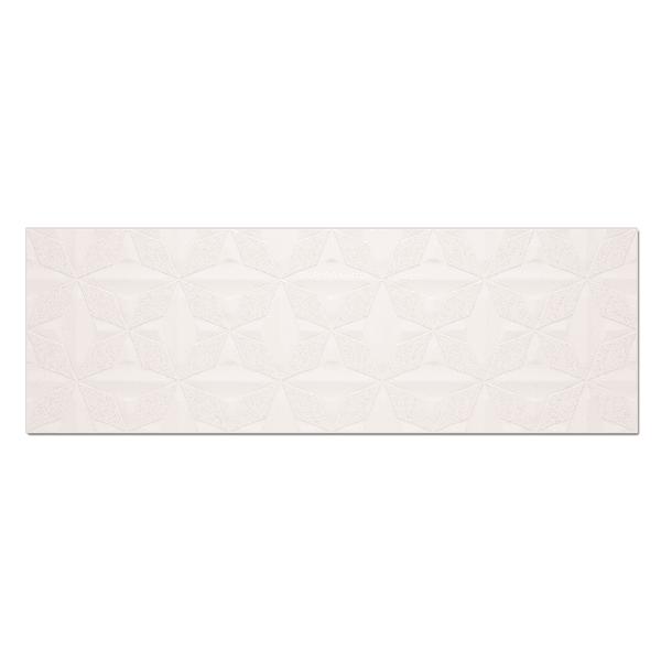 Azulejo Portinari 29,1X87,7 Estrela Marfim Matte A M²