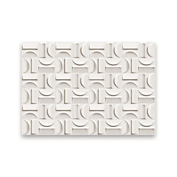 Azulejo Ceusa 43,7X63,1 Arcos Branco Extra M²